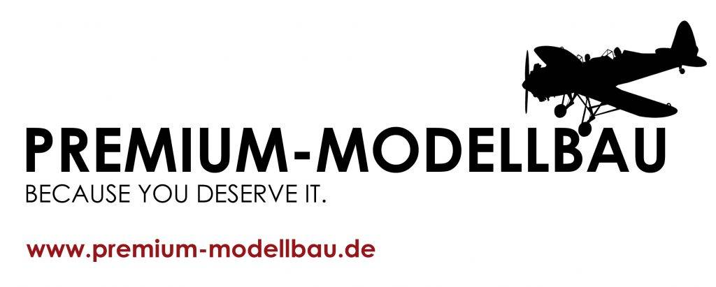 Premium Modellbau Banner